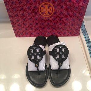 Tory Burch miller sandal/size 6